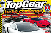 Top Gear: unveils Turbo Challenge