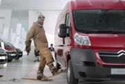 Citroen Vans: signs spnosrship deal with Discovery Networks UK