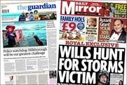 Price rise: The Guardian and Daily Mirror announce cover price increases