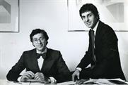 Four decades of Saatchi & Saatchi