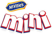 McVitie's Minis: launching online campaign