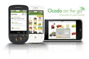 Ocado: new app available on 20 different mobile handsets