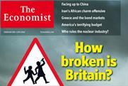The Economist: winner in business Superbrands survey