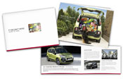 Citroën Picasso pack: mail to existing customers
