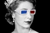The Queen in 3D: kicking off C4's 3D week