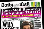 Daily Mail: publisher Associated Newspapers reports profits up 1%