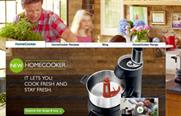 Philips turns to Come Round for Jamie Oliver cooker launch