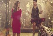 Littlewoods: Mylene Klass stars in latest TV ad campaign