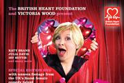 BHF: linking with Women's Weekly for comedy DVD covermount