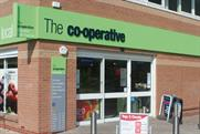 Co-op: launches co-branded campaign