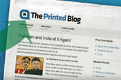 The Printed Blog: launching newspapers in Chicago and San Francisco