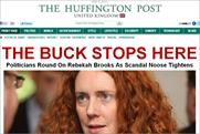 The Huffington Post: launches in the UK today
