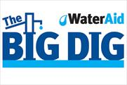 WaterAid: runs The Big Dig activity