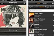 Amazon: cloud music service app