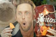 Doritos: one of the US's favourite ads during yesterday's Super Bowl