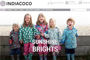 IndiaCoco: childrenswear brand launches online