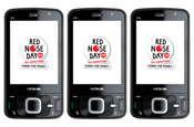 Red Nose Day: mobile site created by Wapple
