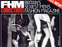 FHM Collections: ad banned