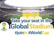 Fifa: rolls out World Cup 'Global Stadium' digital hub