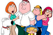 Family Guy: show owned by Fox