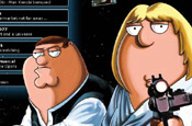 Family Guy 'Blue Harvest': DVD release