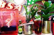 Event TV: Fentimans' Summer Jungle pop-up