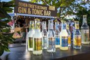 Fever-Tree is one of the brands to activate at Cowes
