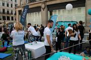 In pictures: H&M, Fitbit and Tommy Hilfiger at Summer Streets festival
