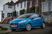 Ford Fiesta: the UK's biggest-selling car