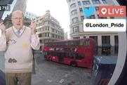 London Pride signs up Michael Fish for social campaign