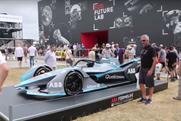 Why tech is at the heart of the Goodwood Festival of Speed