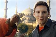 Turkish Airlines: latest ad stars Kobe Bryant Lionel Messi