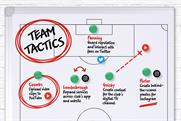 Football's tactical switch