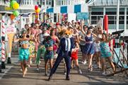 Foxy Bingo: the latest TV ad features Foxy and his friends dancing on Brighton Pier
