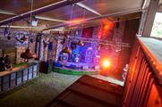 Frukt works with brands such as Jägermeister at music festivals
