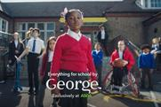 How George at Asda landed a viral smash with its primary school drill video