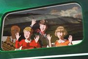 Famous Five go on a rail adventure in nostalgic GWR campaign