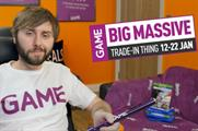 Game encourages customers to stage a game-cupboard clear out