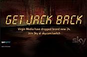 'Get Jack Back': Sky's campaign against Virgin Media