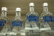 Absolut: Pernod Ricard brand