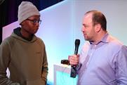 WATCH: Gideon Spanier interviews YouTuber Eman Kellam at Mobile World Congress
