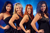 Girl Band: X Factor rejects