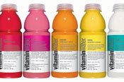 Glaceau vitaminwater: Coke launches drink in Britain