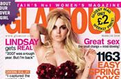 Glamour: circulation rises