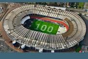 One hundred days to go before the 2014 Glasgow Commonwealth Games