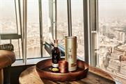 Glenfiddich brings brand to life on 69th floor of the Shard