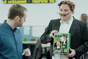 Gocompare.com: Fold7 beat the incumbent, Dare, and Rainey Kelly Campbell Roalfe/Y&R to the account
