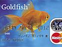 Goldfish: Millward Brown to track