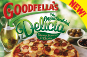 Goodfella's: pizza rebrand