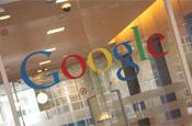 Google: shares dive
